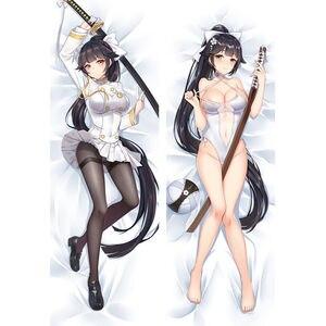 Anime Game Azur Lane pillow Covers Azur Lane Dakimakura case Sexy girls 3D Double-sided Bedding Hugging Body pillowcase AL01A(China)