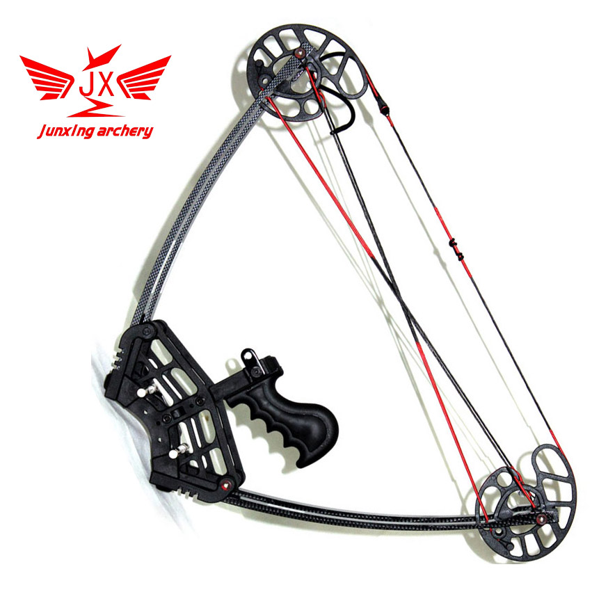 YZ JUNXING ARECHERY Black Warrior Bow Set,hunting ,Camouflage and Black Triangle Hunting Arrow Set and Compound Bow, Archery Set piaoyu black warrior compound bow set hunting camouflage and black triangle hunting arrow set and archery set
