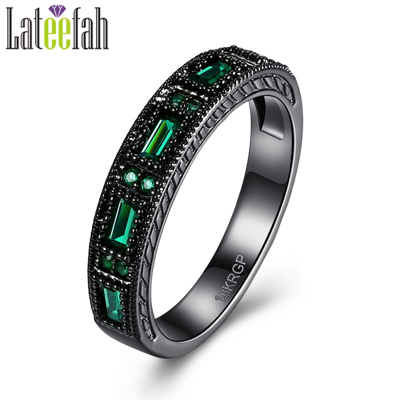 Lateefah Simple Design Unique Wedding Band Ring without Main Stone ...
