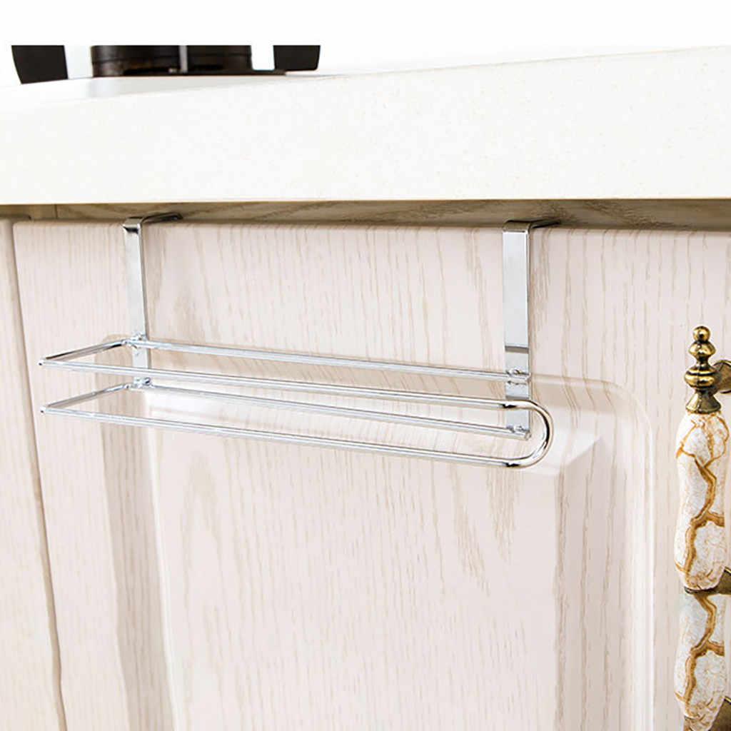 Полка для хранения ванной комнаты, современный двойной стержень, дизайн, алюминиевый сплав, домашнее туалетное полотенце, полка, настенный смонтированный Органайзер