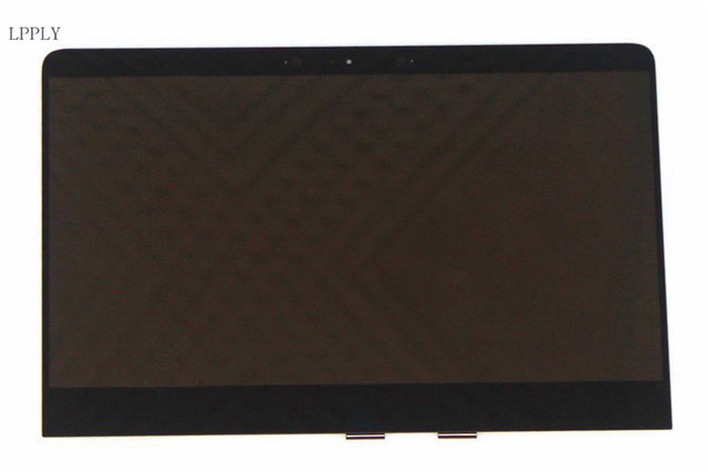 US $121 94 9% OFF|LPPLY 13 3 LCD Assembly For HP X360 Spectre 13 AC AC033DX  Lcd Digitizer Touch Screen Replacement free shipping-in Laptop LCD Screen