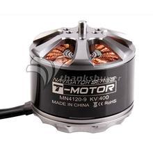 T-motor MN4120 400KV/465KV Brushless Motor 4-8 S untuk RC MultiCopter FPV Drone DJI S800