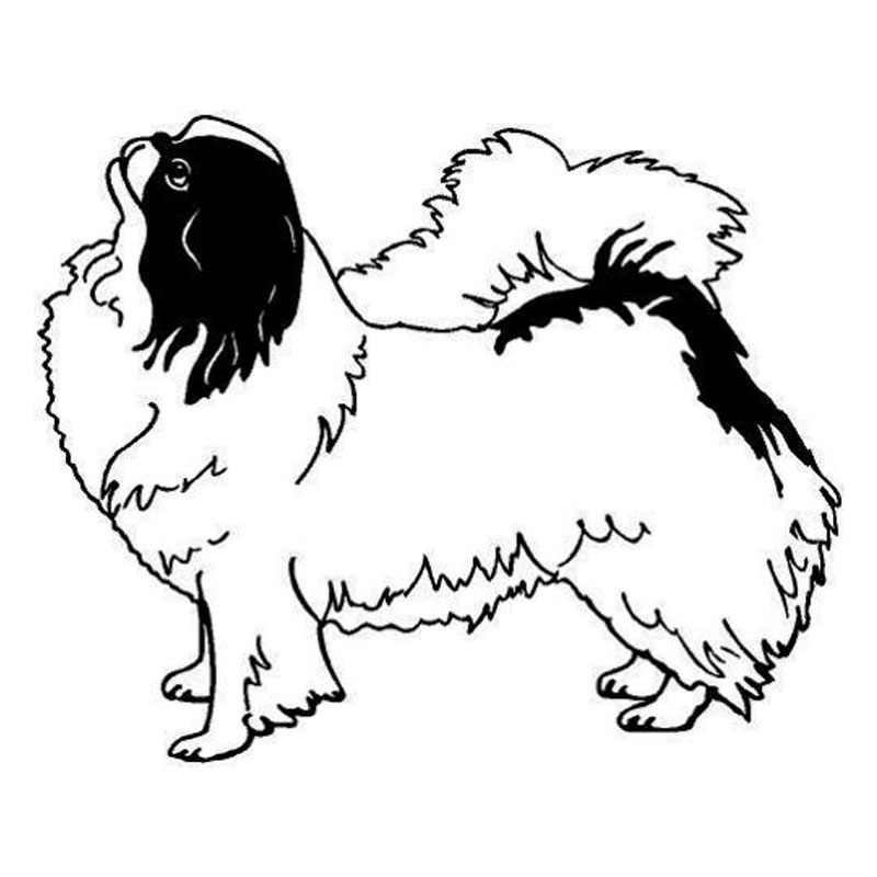 Detail Feedback Questions About 16 213 1cm Japanese Chin Dog Car