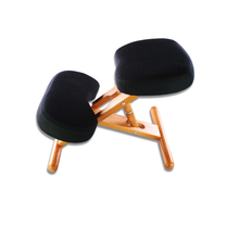 WOOD MATERIAL CORRECT SITTING POSITION HEALTHY KNEELING CHAIR OFFICE CHAIR