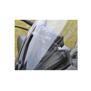 Image 3 - XMAX Xe Máy Trước Điện Thoại Chân Đỡ Điện Thoại Thông Minh Điện Thoại ĐỊNH VỊ GPS Navigaton Tấm Chân Đế Cho Yamaha XMAX 300