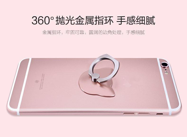 360 Stopni Palec Serdeczny Mobile Phone Smartphone Uchwyt Stojak Na iPhone 7 plus Samsung HUAWEI Smart Phone IPAD MP3 Samochodu Zamontować stojak 13