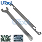 UTOOL 32mm Automotive Fan Clutch Nut Wrench & Water Pump Holder Tool For BMW FORD