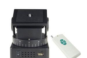 Image 1 - Supon YT 260 RF Télécommande RC Motorisé Dinclinaison de Casserole pour Caméras Téléphones Mobiles Gopro Sony avec 1/4 pouces plaque