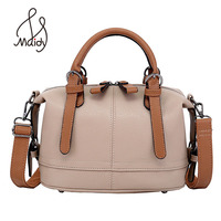 d2caa09d8 Maidy Luxury Women Lady Soft Pu Litchi Leather Pillow Handbags Shape  Messenger Clutch Mini Bag Totes