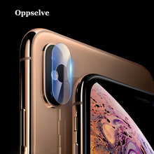 Back Camera Lens Tempered Glass For iPhone X Xr Xs Max Clear Protector Film 8 7 Plus 9H 2018