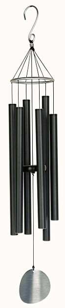 """Aureole Tunes Wind Chime 42/"""" By Natures Melody Harmonic Zen Sounds Hand Tuned"""