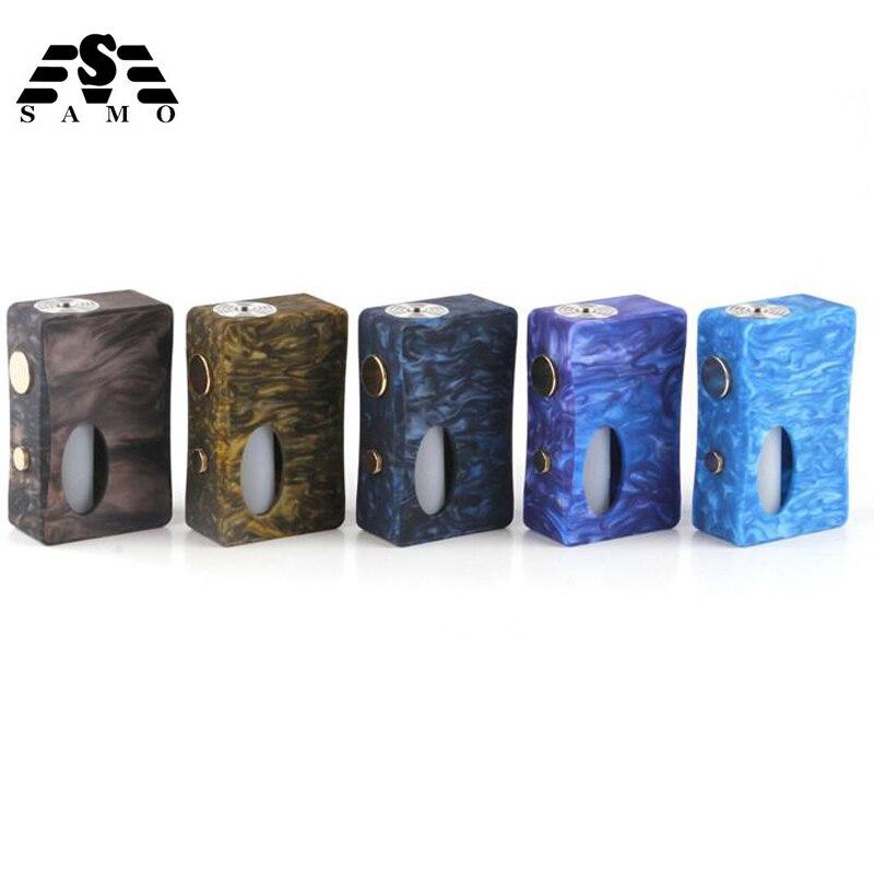 원래 X 드립 상자 모드 포장 좋은 품질 수지 개조 기화기 7 미리리터 애완 동물 전자 액체 병 Vape 510 스레드 전자 담배