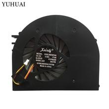 Вентилятор процессора для Dell Inspiron N5110 15R Ins15RD m5110 m511r Ins15RD вентилятор ноутбука SUNON MF60090V1-C210-G99 3 контакта
