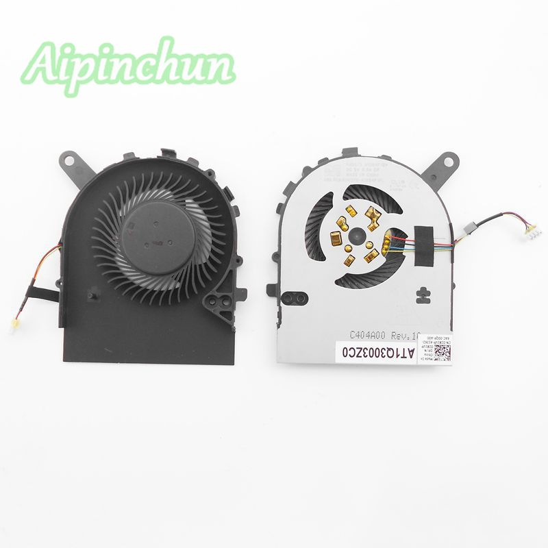 Aipinchun New Original Laptop CPU Cooler Cooling Fan for DELL 14-7460 14 7460 7000 FN0570-A1084P1BH A1084P1FL