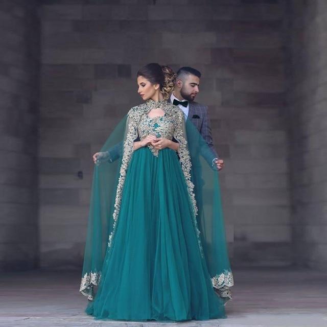 Elegant Turtleneck Wedding Dress Jacket