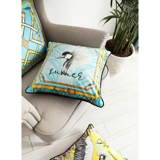 Stunning Leopard Cushion  5