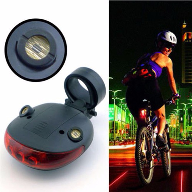 2015.11.11 Cycling Bike light Bicycle Led Laser Tail Light (14)
