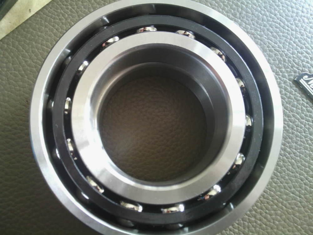 Spindle bearings B7012-E-T-P4S-UL 7012 60mmX95mmX18mm ABEC 7 Contact angle 25 CNC 1pcs 71901 71901cd p4 7901 12x24x6 mochu thin walled miniature angular contact bearings speed spindle bearings cnc abec 7