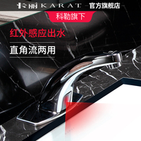 Fully Automatic Induction Faucet Infrared Hot And Cold Hand Washer For Single Cold Direct Ac Dual Purpose