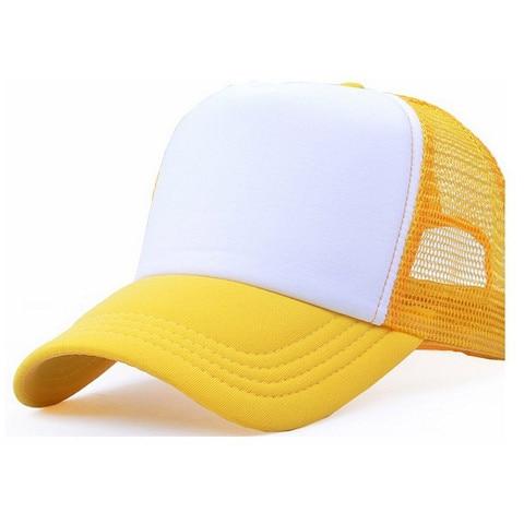 Summer Women Men Baseball Caps Snapback bone Hats Unisex Mesh Baseball Hats 7.4 Multan
