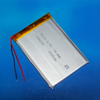 Original N70 Dual Engine S Tablet Computer 3 7V 606090 Polymer Lithium Battery 4000 Ma Charging