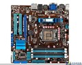 original motherboard for ASUS P7H55D-M PRO LGA 1156 DDR3 for i3 i5 i7 cpu 16GB USB2.0 H55 Desktop motherboard Free shipping