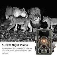 Eyoyo Hunting Camera Trail Cameras 16mp 1080p Ip65 Night Version Photo Trap 0.3s Trigger Waterproof Wildlife Wireless HC 801A
