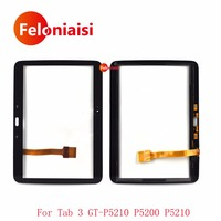 High Quality 10 1 For Samsung Galaxy Tab 3 10 1 GT P5210 P5200 P5210 Touch