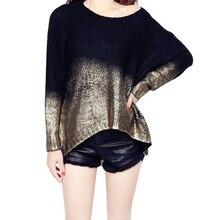 купить Fashion Long Sleeve Batwing Sleeve 2018 Women T-shirt Autumn Loose Tshirt Female Clothes Women Shirts Gothic Casual Shirt Tops по цене 1627.63 рублей