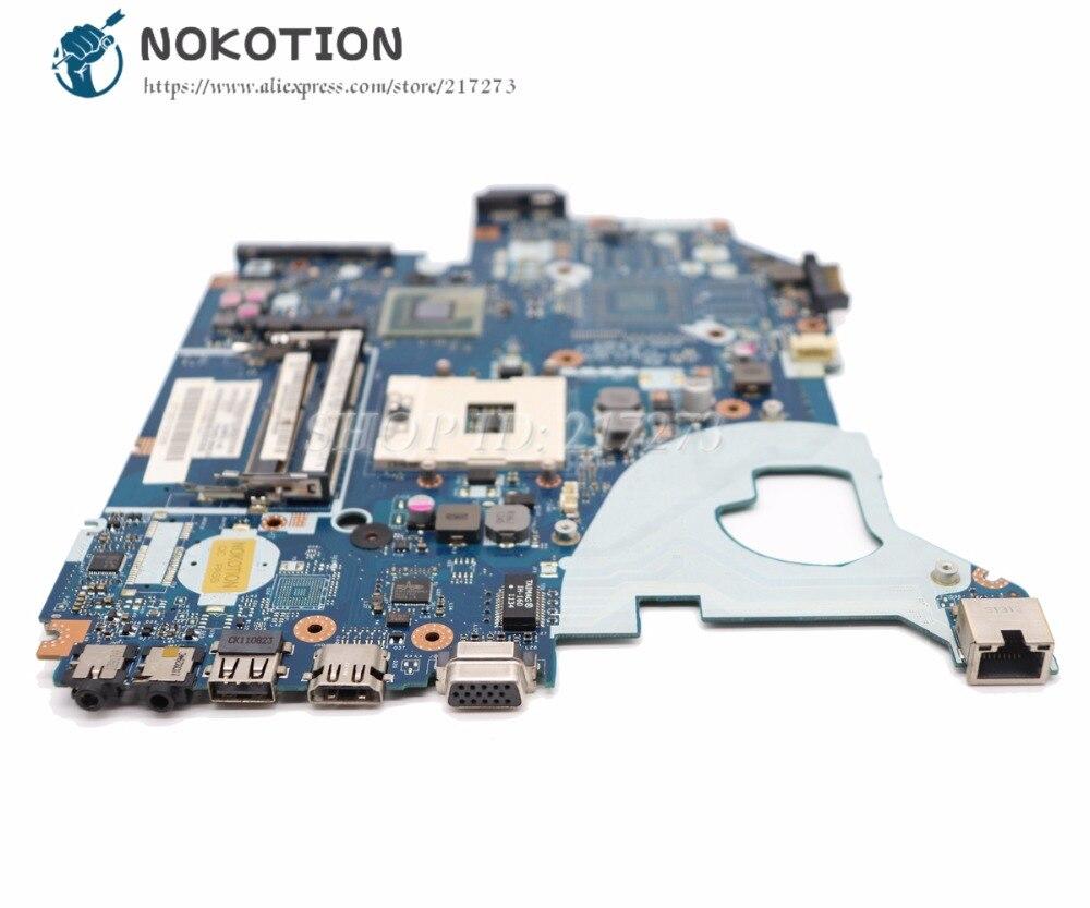 NOKOTION Pour Acer aspire 5750 5750G Mère D'ordinateur Portable P5WE0 LA-6901P MBR9702003 MB. R9702.003 HM65 UMA CARTE PRINCIPALE DD3
