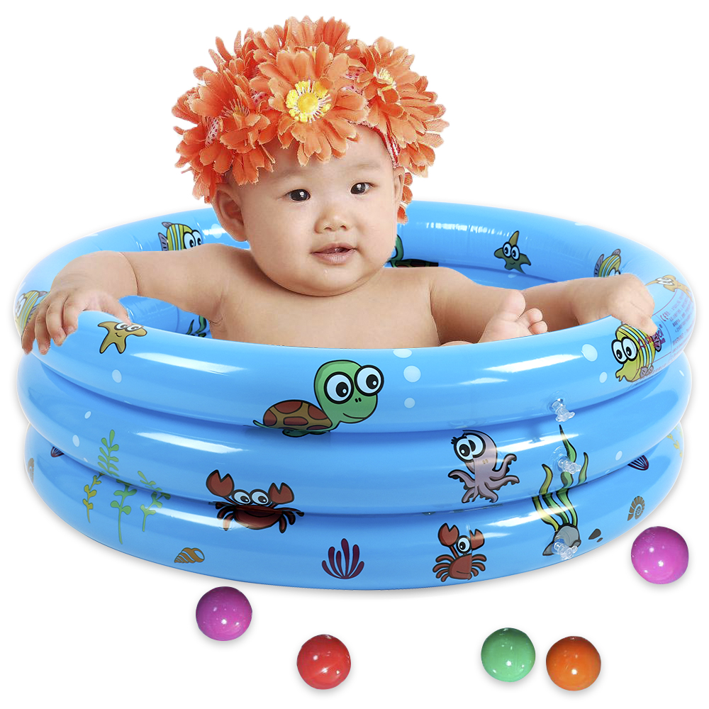 Mother & Kids Inflatable Pool For Indoor And Outdoor Use Baby Bathtub Summer Swimming Pool Water Play Toy Best Birthday Gift For Baby