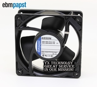 New And Original 4850N 220V 11W 12038 12CM Full Metal High Temperature Fan For EBMPAPST 120