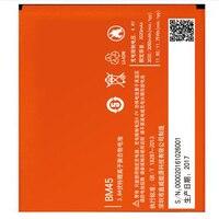Good Service 100 Original Logo High Quality New YIYME For Xiaomi Redmi Note 2 Battery BM45