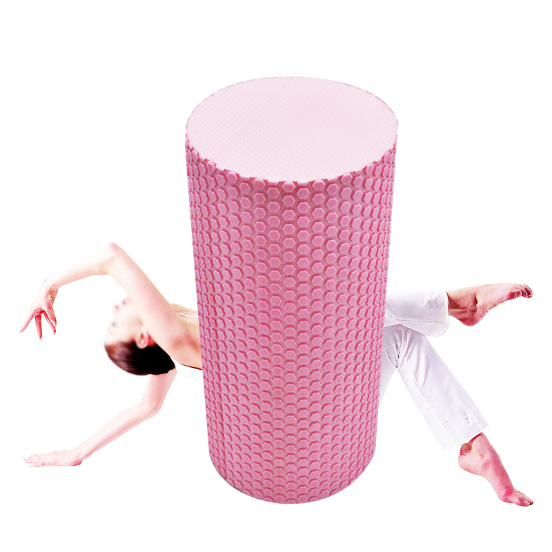 High Density Floating Point EVA Yoga Pilates Fitness Gym Foam Roller Massage Pink 410052 6  High Density Floating Point EVA Yoga Pilates Fitness Gym Foam Roller Massage Pink 410052 HTB18KWLRVXXXXcoXVXXq6xXFXXXY