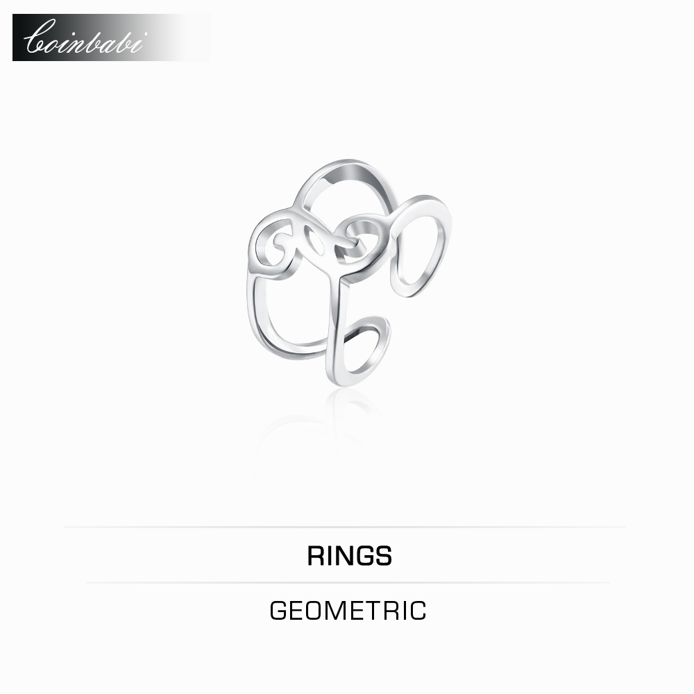 Ring Geometric,gold Plated 2017 New Ring Opening Fashion Jewelry  Wholesalers Wholesale Website Classic 2017 New Plated Zirconia