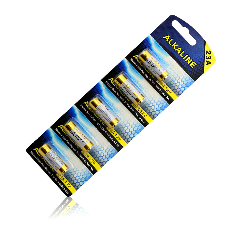 new 5pcs/pack 23A <font><b>12V</b></font> Alarm-Remote Dry Alkaline <font><b>Battery</b></font> 21/23 23GA <font><b>A23</b></font> A-23 GP23A RV08 LRV08 E23A V23GA MN21 Vr22 MS21 23AE image