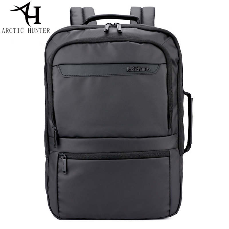 ARCTIC HUNTER 17 inch High Backpacks Men 15.6 inch Laptop Backpack External Backpack For Men Male Waterproof Bag travel Rucksack цена