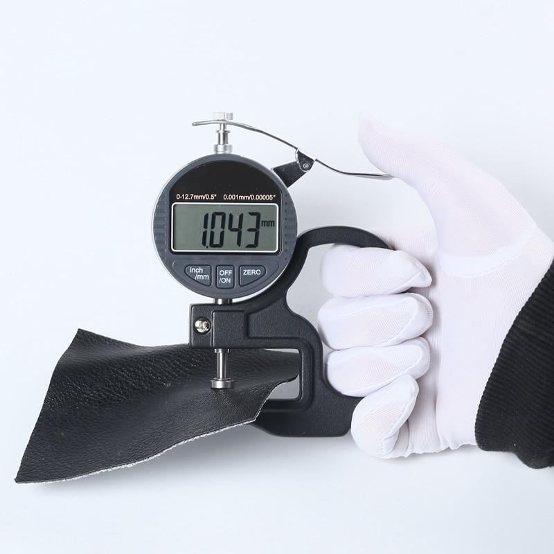0,001 mm digitális vastagságmérő mérő 10 mm-es hordozható LCD - Mérőműszerek - Fénykép 6