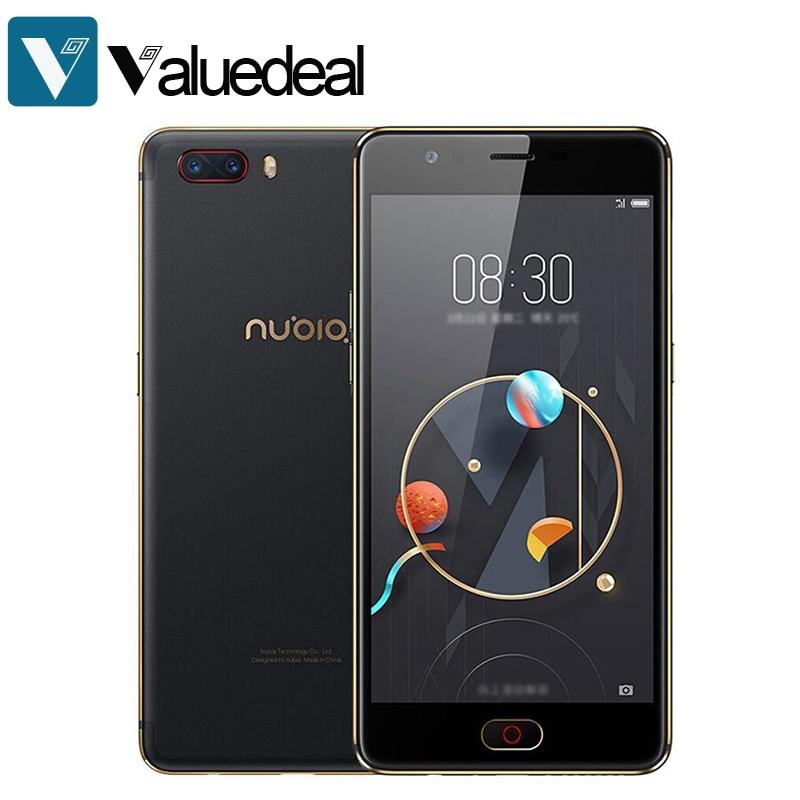 Global Nubia M2 NX551J 5 5 inch FHD Snapdragon MSM8953 octa core 2 0GHz 4G LTE
