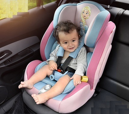 The results of the research car seat 9 months