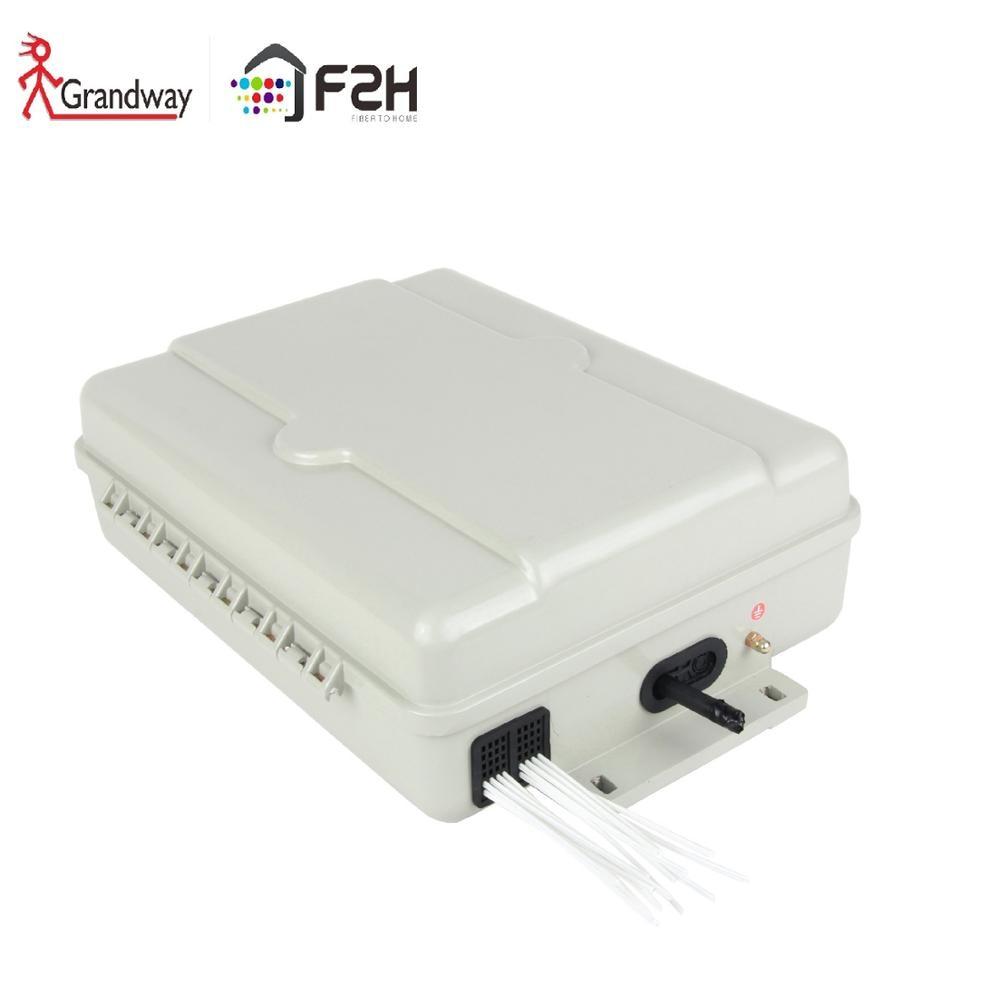 [Grandway ODN] FTTH 32 cores  indoor & outdoor fiber Optical Splitter Box FTB F2H-FSB-32-D[Grandway ODN] FTTH 32 cores  indoor & outdoor fiber Optical Splitter Box FTB F2H-FSB-32-D