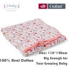 I-baby, детское постельное белье, одеяло для новорожденных, детское пуховое одеяло, секретный сад, хлопок, постельные принадлежности для кроватки, одеяло, кроватка, машинная стирка