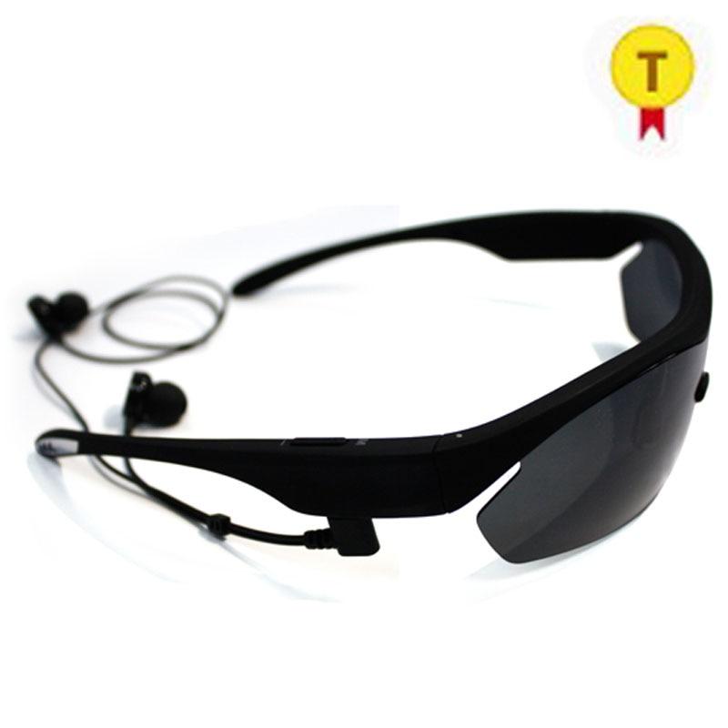 Новейший Bluetooth 4,0 безручное Голосовое управление, безопасный Смарт свободно прослушивающий музыку солнцезащитные очки для путешествий, вож... - 6