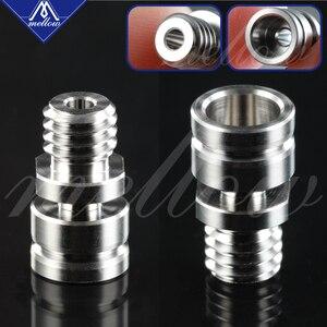 Image 4 - Mellow Upgrade CR10 All Metal Hotend Extruder Kit Flexible Titanium Heat Break For Creality CR 10 CR 10S Micro Swiss 3D Printer