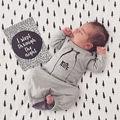 Garrafa Nova Conjuntos de Roupas de Bebê Saco de Dormir Do Bebê Envelope Para Recém-nascidos Do Bebê Saco de Dormir Moda Bonito Dos Desenhos Animados Jogo Do Fundamento Do Bebê