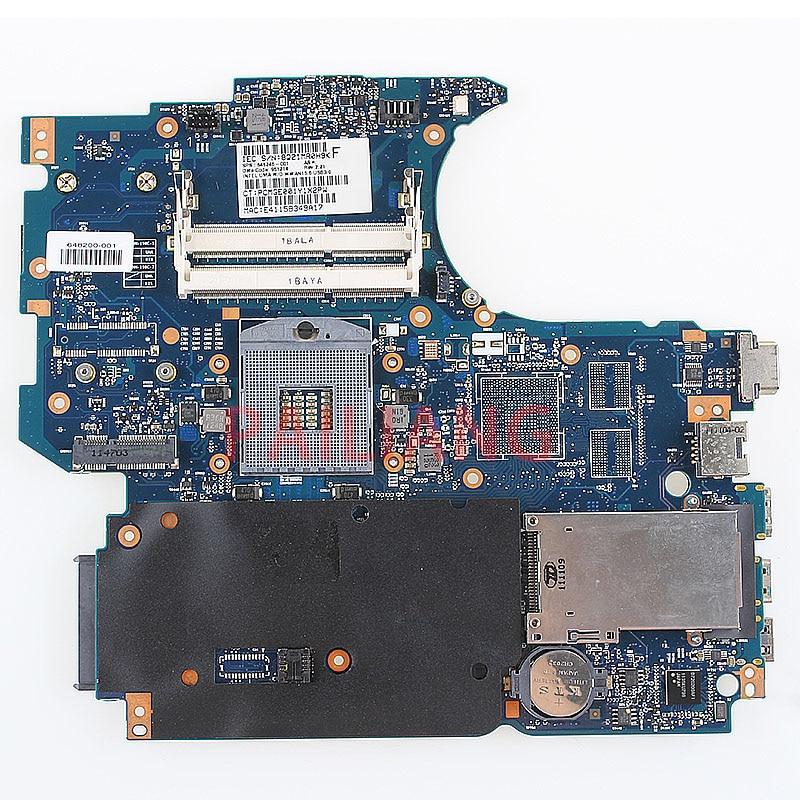 Carte mère d'ordinateur portable pour HP Probook 4530 S PC carte mère 848200 001 848200 501 full tesed DDR3-in Cartes mères from Ordinateur et bureautique on AliExpress - 11.11_Double 11_Singles' Day 1