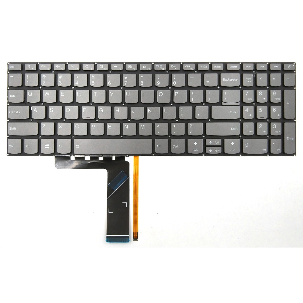 New For Lenovo ideapad V320-17isk V320-17ikb 520-15ikb Keyboard Hungarian Magyar