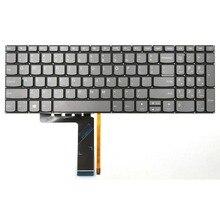 Новая клавиатура для ноутбука lenovo IdeaPad 330-17IKB type 81DK 81DM 520-15 520-15IKB с подсветкой