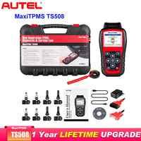 Outil de Diagnostic de voiture Scanner Autel MaxiTPMS TS508K Obd2 Scaner la pression AutomotivoTire 315/433 mHZ TPMS Activation du capteur de pneu
