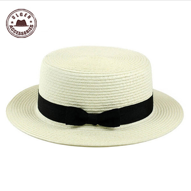 Summer style Fashion small straw hat for women Cute women s travel straw hat  sun hats  339084e9d65
